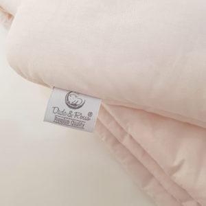 jastuk i poplun za bebe za krevetić