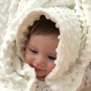 minky dekica za bebe