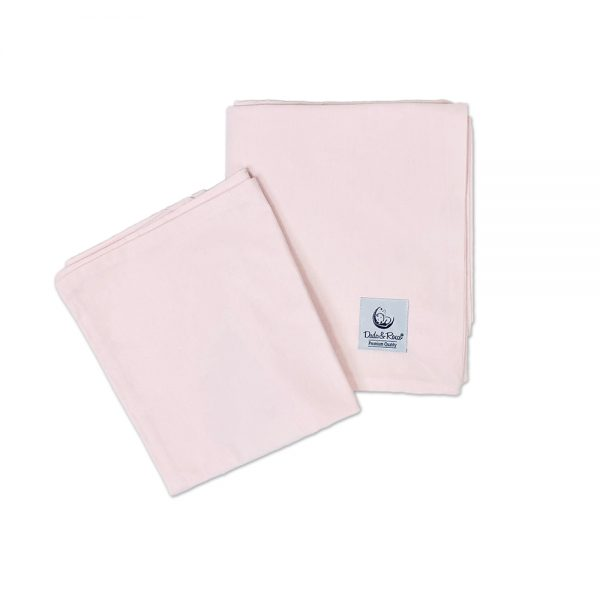 posteljina za bebe navlake za poplun i jastuk baby roza