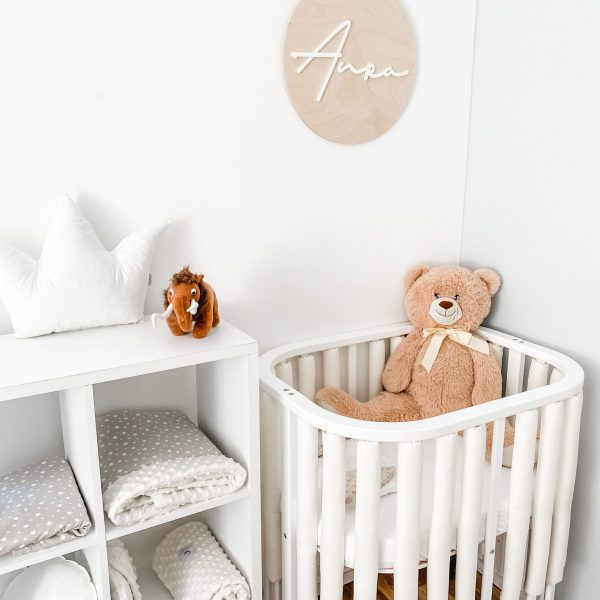 Dada&Rocco Smart Crib bumpers