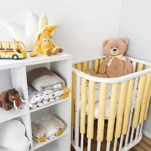 Dada&Rocco Smart Crib bumpers