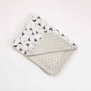 Dada&Rocco Light minky blanket