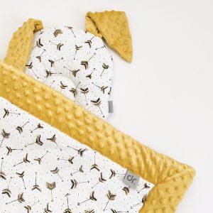 Dada&Rocco Minky Blanket S