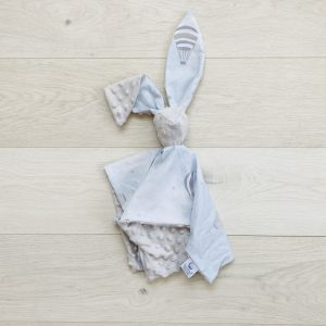 Dada&Rocco Cuddle toy Bunny - Rocco & Grey