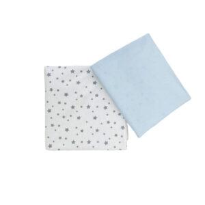 D&R Bedding set - Sky & Blue