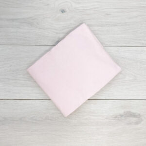 D&R Bed sheet - Baby pink