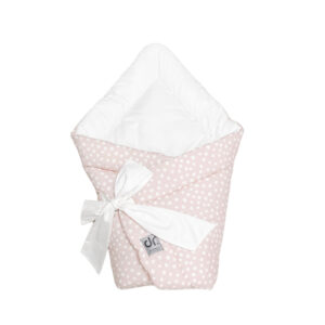 Dada&Rocco 3in1 Blanket - Dots and Pink