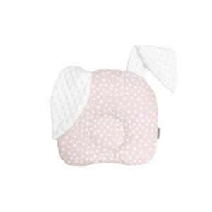 Dada&Rocco - Bunny Pillow - Powder dots