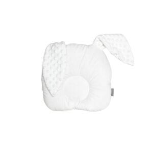 Dada&Rocco - Bunny Pillow - White - 1