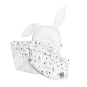 Dada&Rocco - Bunny Pillow - White - 2