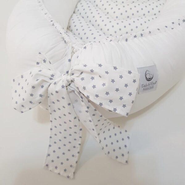 baby nest gnijezdo zvjezdice bijela