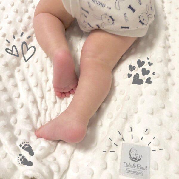 dekica za bebe minky