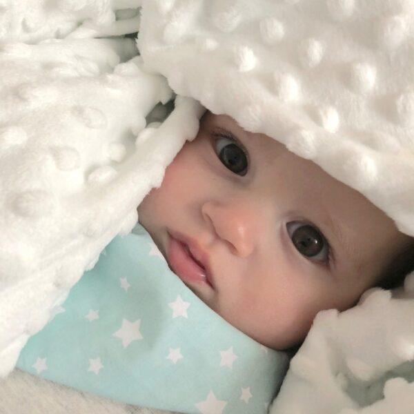 dekica minky za bebe