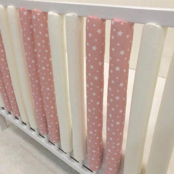 zaštitne navlake za rešetke krevetića
