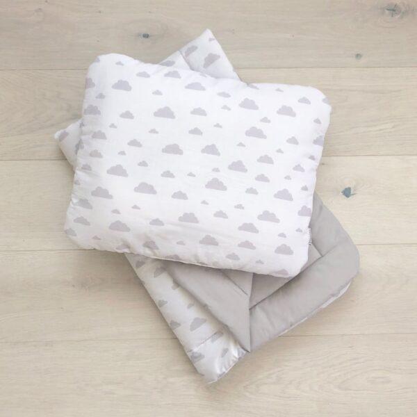 poplun i jastuk za bebe